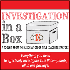 Investigation in a Box